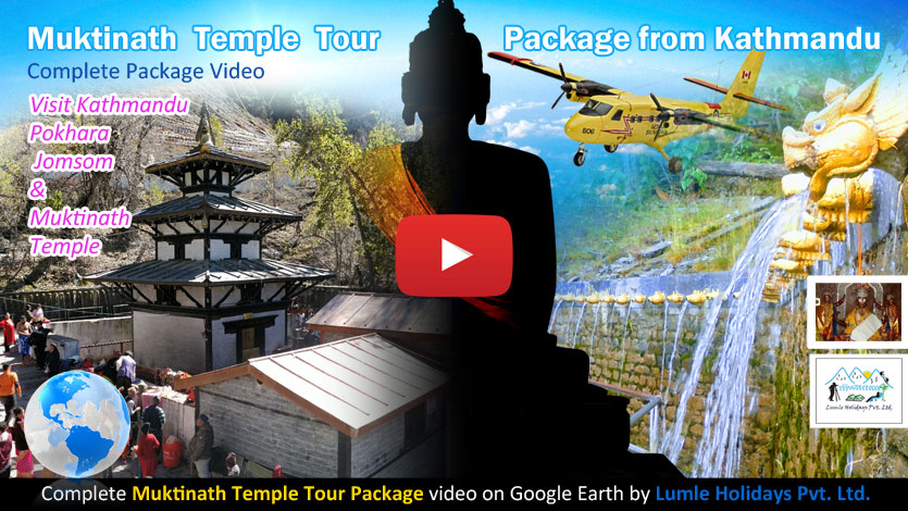 Muktinath Temple Tour Package Complete Video