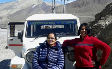 Muktinath Yatra by Jeep