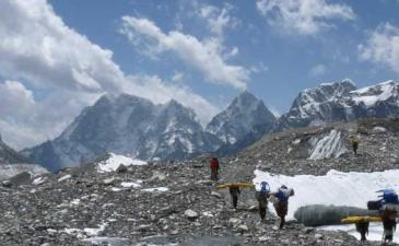 Everest Trek via Lhasa