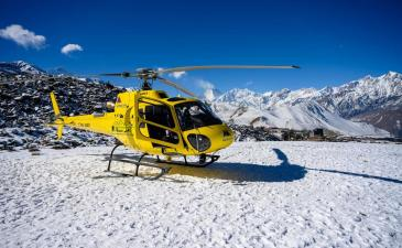 Muktinath Helicopter Tour from Kathmandu
