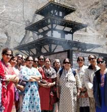 Group Tour to Muktinath