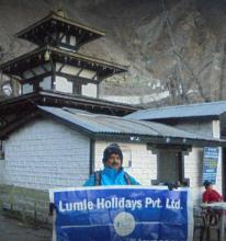 Mukthinath Trip by Road