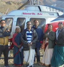 Best Helicopter Charter Agency in Nepal